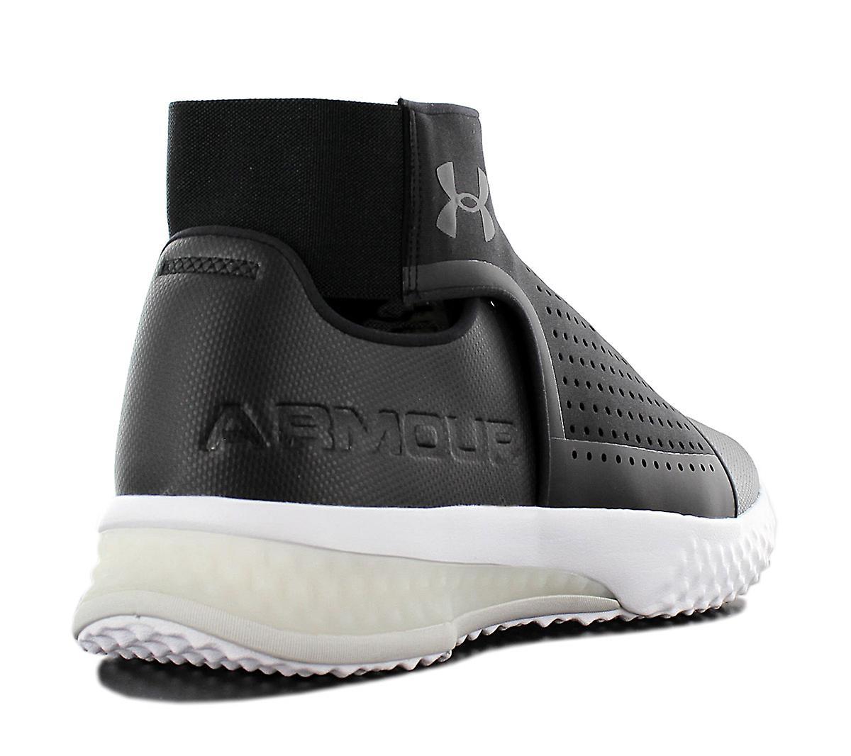 Under Armour Architech Futurist 3020546-003 Herren Schuhe Schwarz Sneakers Sportschuhe