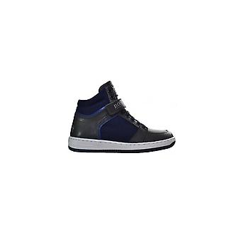 Hugo Boss Boys Hugo Boss Navy Blue High Tops