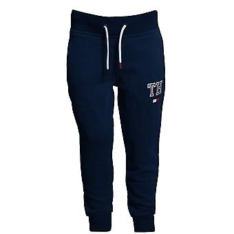 Tommy Hilfiger Boys Tommy Hilfiger Kinder Navy Blue Jogging Bottoms