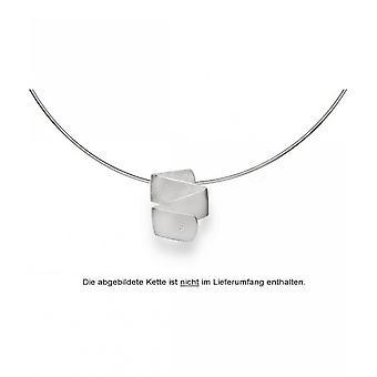Bastian inverun-925/-hopea riipus Scratch Matt, timantti 0,03 ct-23110