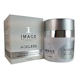 Image ageless total overnight retinol face masque 1.7 oz