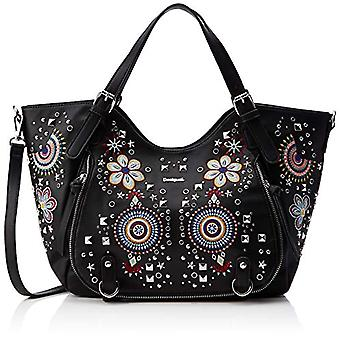 Desigual Bag Apolo Rotterdam Women - Black Women's Shoulder Bags (Negro) 15x30x31 cm (B x H T)