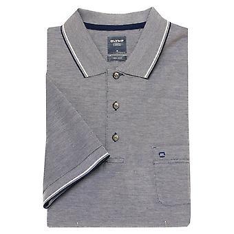 OLYMP Olymp Navy Polo Shirt 5400 72 17