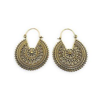 Avery and May Handmade Delhi Hoops Earrings for Women
