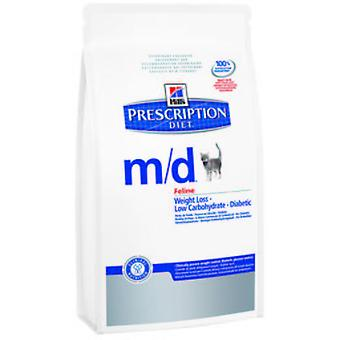 Hill's Prescription Diet m/d Glucose Weight Management (Cats , Cat Food , Dry Food)