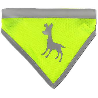 Alcott Visibility scarf Green Essentials (Dogs , Dog Clothes , Fashion Accessories)