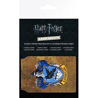 Harry Potter ufficiale Ravenclaw Design Travel Card Wallet