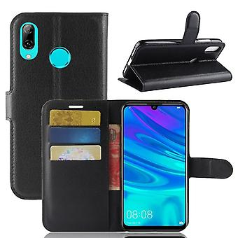 Plånbok med 3 st kortfack- Huawei P30 Lite