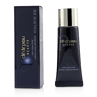 Cle De Peau Radiant Cream Foundation Spf 25 - O20 - 21ml/0.87oz