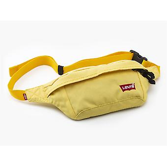 Levi Strauss Bag ~ Medium Banana Sling Bag light yellow