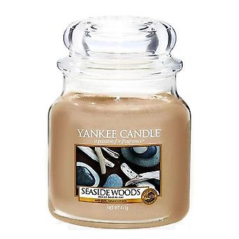 Yankee Candle Classic Lille Jar Seaside Woods 104g