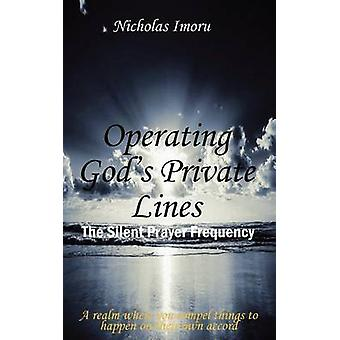 Operating Gods Private Lines by Imoru & Nicholas