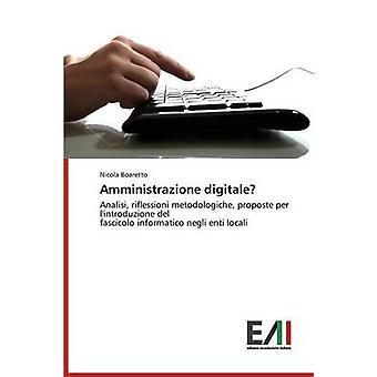 Amministrazione Digitale by Boaretto Nicola