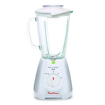 Liquidificador de copos Moulinex LM310113 1,25 L 400W Branco