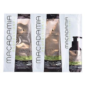 Unisex Hair Dressing Set Ultra Rich Macadamia (3 pcs)