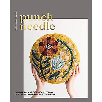 Punch Needle - Beheers de kunst van punch needling accessoires voor u een