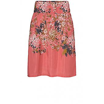 Masai Clothing Salle Blush Floral Skirt