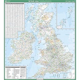 Brittiska öarna Kommunikation - 9780319148440 Bok