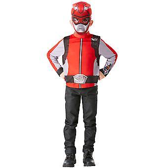 Jongens Red Morpher Set - Power Rangers