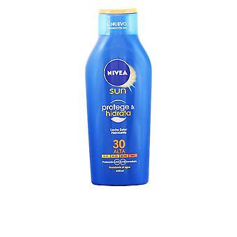Nivea Sun Protege & hidrata Leche Spf30 400 Ml Unisex