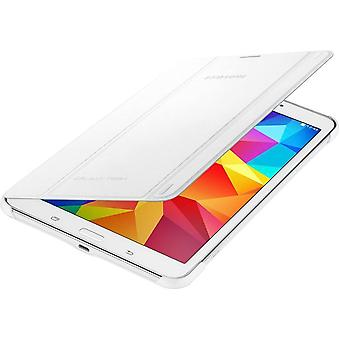 Samsung EF-BT330WWEGWW Protective Case Book Cover Case for Galaxy Tab 4 8.0 inch - White