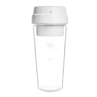 Portable fruit juicing extractor cup 400ml