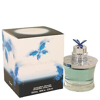 Nuit D'ete A Paris Eau De Parfum Spray By Remy Latour 3.3 oz Eau De Parfum Spray