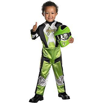 Little Racer Child Costume