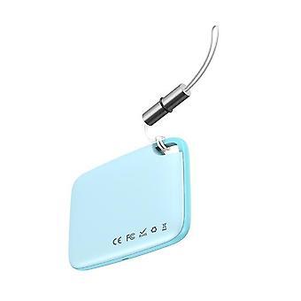 Wireless smart tracker anti-lost alarm tracker key finder child bag wallet finder gps locator anti lost alarm tag 2 types