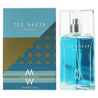 Ted Baker London M Eau de Toilette 75ml Spray For Him