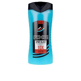 Axe Sport Blast Shower Gel & Shampoo 400 Ml For Men