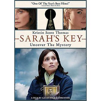 Sarah's Key [DVD] USA import