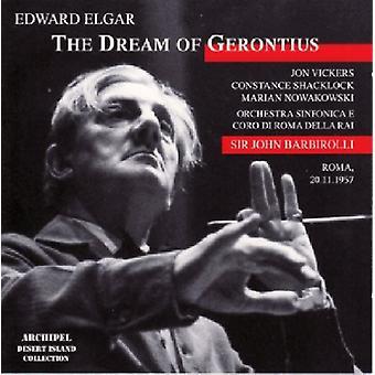 エルガー - ゲロンティアスの夢オラトリオ [CD] USA 輸入