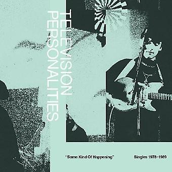 Some Kind Of Happening (Singles 1978-1989) [CD] USA import