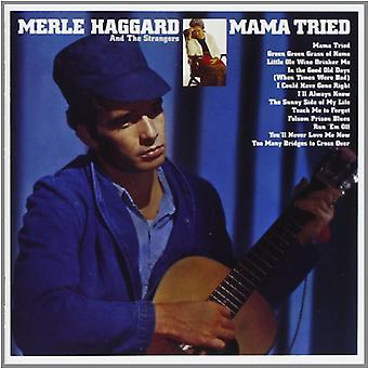 Merle Haggard - Mama Tried [Vinyl] USA importare