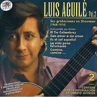 Luis Aguile - Sus Grabaciones 1968-1974 [CD] USA import