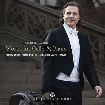 Works For Cello & Piano [CD] USA import