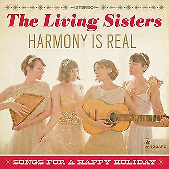Living Sisters - Harmony Is Real: Songs for a Happy Holiday [Vinyl] USA import