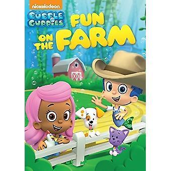 Bulle de guppys: Fun à la ferme [DVD] USA importer