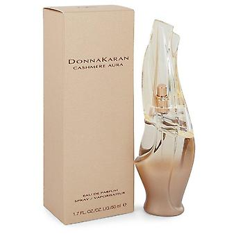 Cashmere Aura Eau De Parfum Spray By Donna Karan 1.7 oz Eau De Parfum Spray