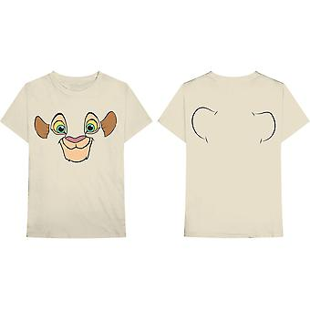 Disney Nala Officiel Tee T-Shirt Mens Unisex