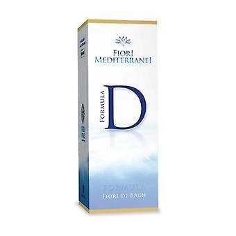 Formula D (Debugging) 10 ml of floral elixir