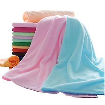 Microfibre Bath Beach Towel - Gym Sport Travel Camping Swimming Speed Drying Microfibre Bath Beach Towel