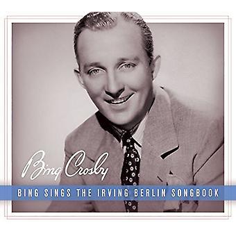 Bing Crosby - Bing Sings the Irving Berlin Songbook [CD] USA import