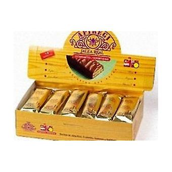 Apiregi bar 1 bar of 35g (Chocolate)