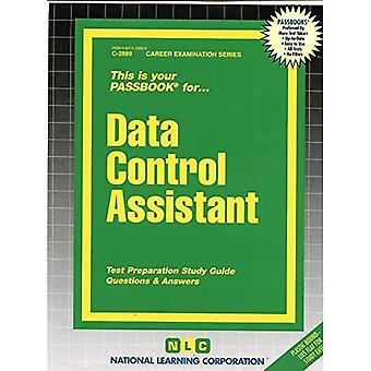 Data Control Assistant: Passbooks Study Guide