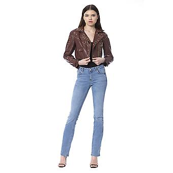Silvian Heach Brownchocolate Jackets & Coat SI993888-XXS