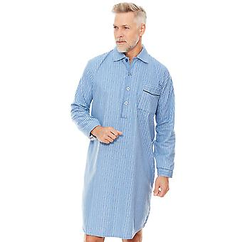 Campion Periat Bumbac Nightshirt Harrow
