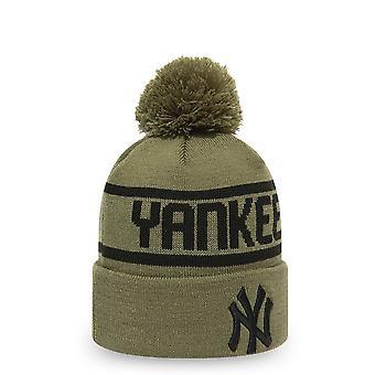 عصر جديد بومل بيني كيدز الشتاء قبعة -- نيويورك يانكيز