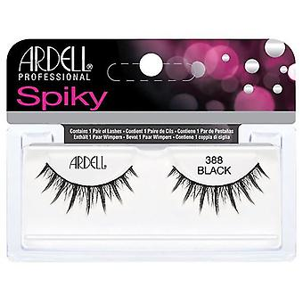 Ardell Spiky Reusable False Lashes - 388 - Contact Lens Friendly & Lightweight